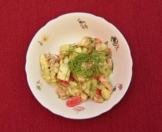 Krabbensalat à la Marlies (Oswalt Kolle) - Rezept