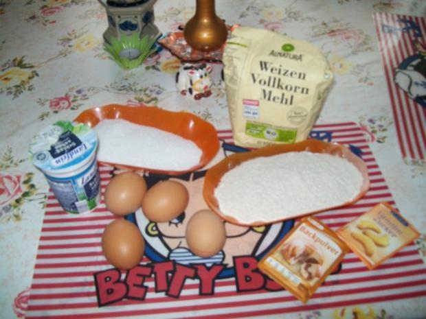 Knuspriger Mandel- Cornflakes- Butterkuchen - Rezept - Bild Nr. 5