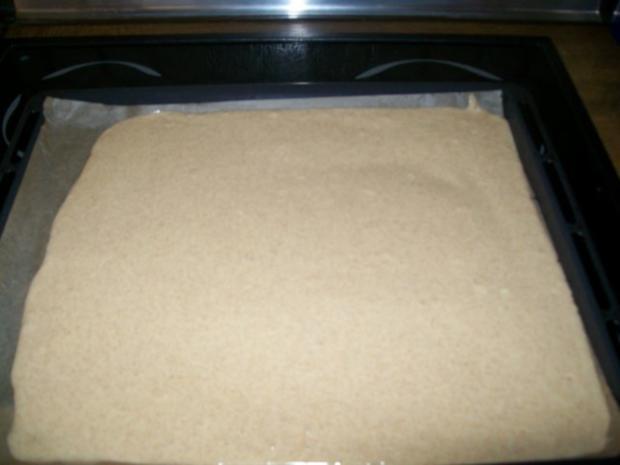Knuspriger Mandel- Cornflakes- Butterkuchen - Rezept - Bild Nr. 3