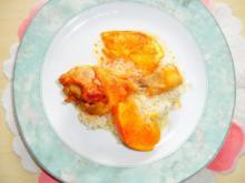 Orangen-Huhn - Rezept