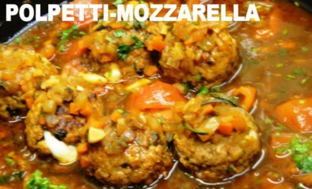 Polpette-Mozzarella al Gusto-taliano - Rezept - Bild Nr. 19