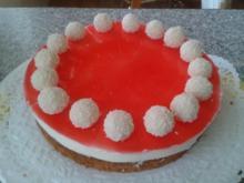 Mandarinen-Kokos-Torte - Rezept