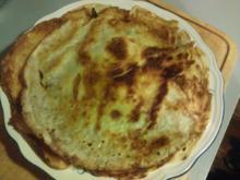 Eierpfannkuchen nach dem Rezept meiner Oma - Rezept