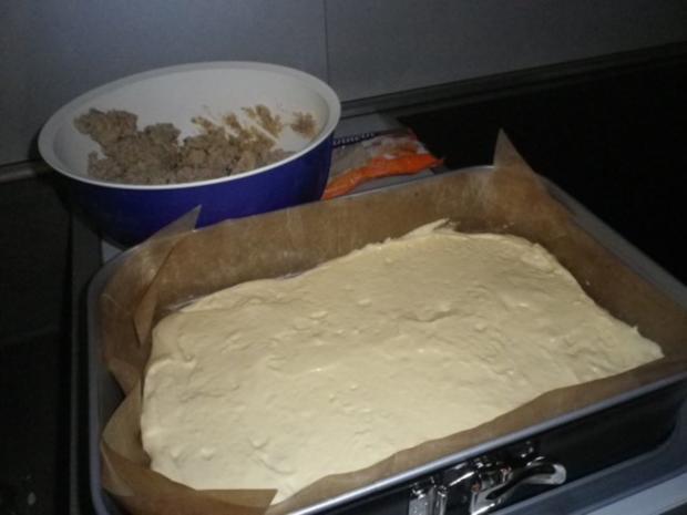 Streuselkuchen mit Mandeln - Rezept - Bild Nr. 3