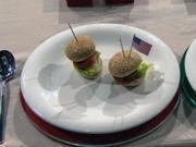 Mini-Hamburger (Promi-Team) - Rezept