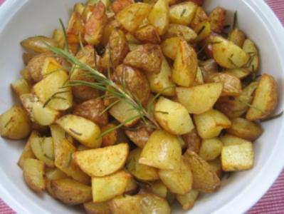 Rosmarin-Kartoffeln - Rezept