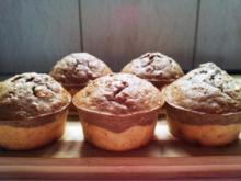 Aussie banana muffins - Rezept