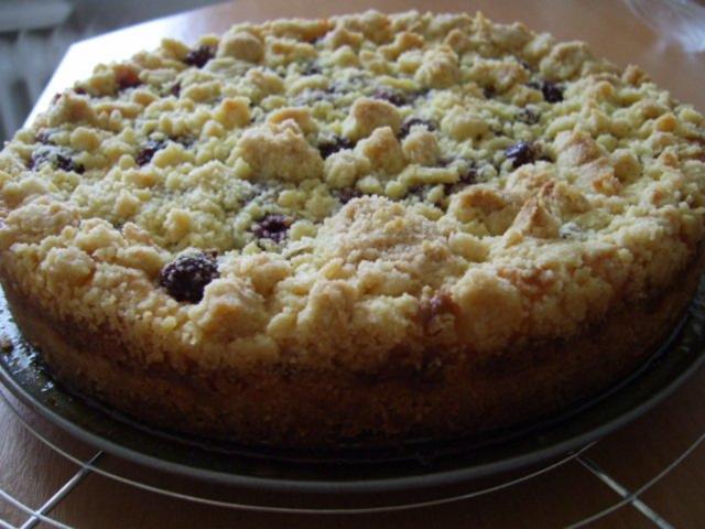Kirsch Schmand Streusel Kuchen Rezept Kochbar De