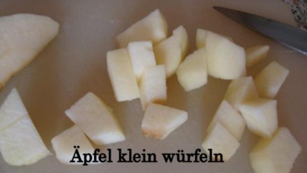 Tassenstrudel mit Apfel-Quark Füllung - Rezept - Bild Nr. 2