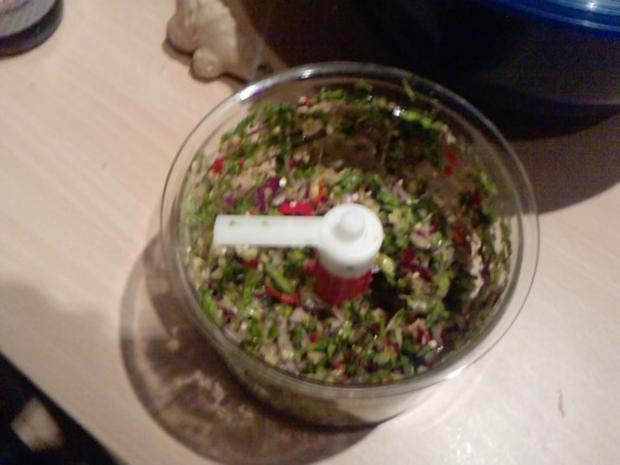 Explosion der Sinne Der etwas andere Krautsalat - Rezept - Bild Nr. 6
