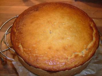 Rahmkuchen, klein aber fein! - Rezept