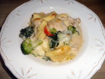Tortelloni Auflauf - Rezept