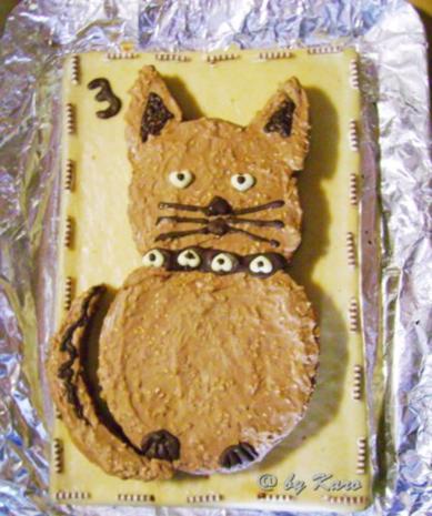 Katze Minka - Rezept