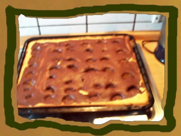 Mamorkuchen vom Blech - Rezept - Bild Nr. 9