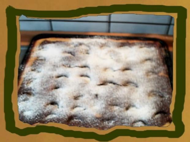 Mamorkuchen vom Blech - Rezept - Bild Nr. 11