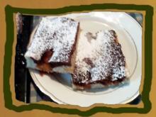Mamorkuchen vom Blech - Rezept