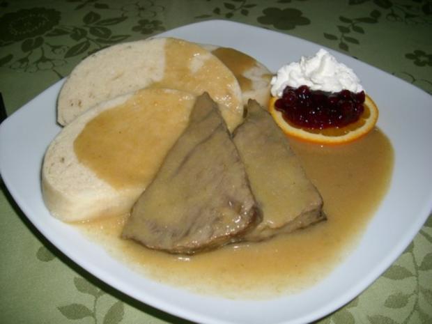 Böhmischer Sauerbraten>> - Rezept