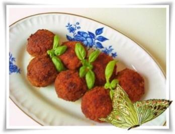 Deftige Fleischpflanzerl - Rezept