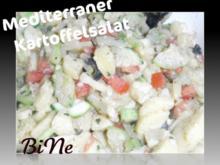 BiNe` S MEDITERRANER KARTOFFELSALAT - Rezept