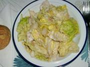 Eisberg-Thunfisch-Salat - Rezept
