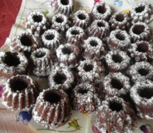Mini Coke Cakes - Rezept