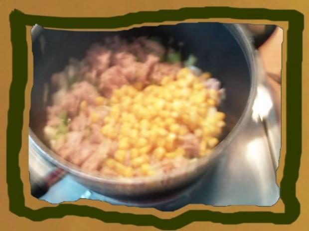Pasta al tonno - Rezept - Bild Nr. 6