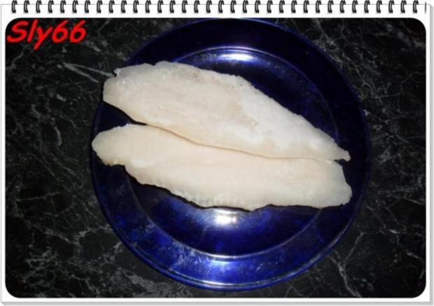 Fischgerichte:Pangasiusfilet Paniert - Rezept - Bild Nr. 3