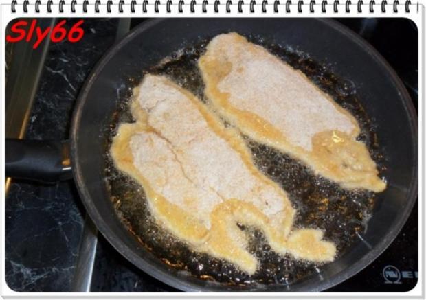 Fischgerichte:Pangasiusfilet Paniert - Rezept - Bild Nr. 8