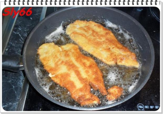 Fischgerichte:Pangasiusfilet Paniert - Rezept - Bild Nr. 9