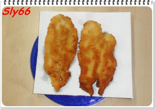 Fischgerichte:Pangasiusfilet Paniert - Rezept - Bild Nr. 10