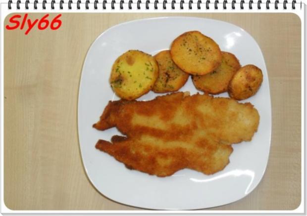Fischgerichte:Pangasiusfilet Paniert - Rezept