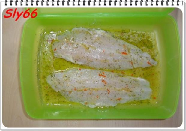 Fischgerichte:Pangasiusfilet Paniert - Rezept - Bild Nr. 5