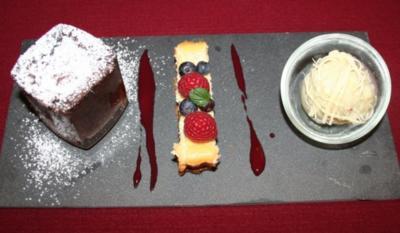 Dessert International - New York, Rio, Tokio - Rezept