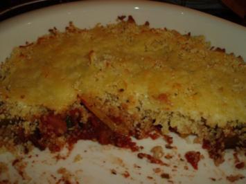 Rezept: Couscous-Gemüse-Auflauf
