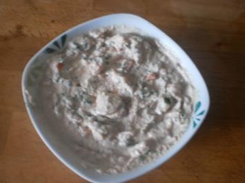 Thunfisch-Creme - Rezept