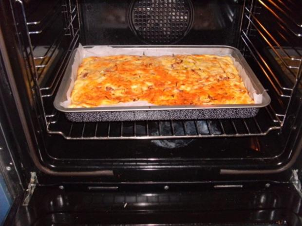 Quiche mit Porree, Käse - Rezept - Bild Nr. 11