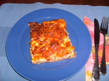 Quiche mit Porree, Käse - Rezept