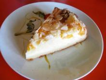 Aprikosen Kuchen - Rezept
