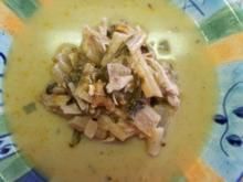 Pfiffiges Basilikum-Mangold-Gemüse - Rezept