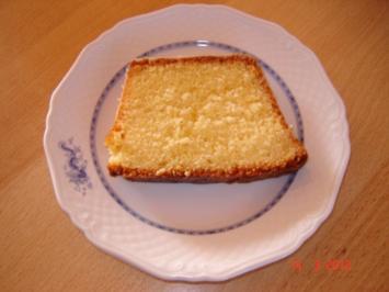 Kuchen & Torten : Zitronenkuchen - Rezept