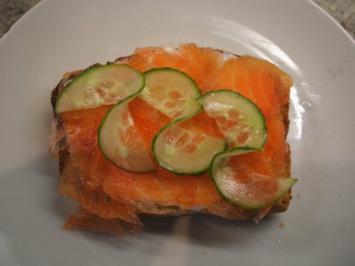 Fisch: Graved Lachs - Rezept