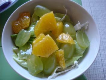 Salatmix - Rezept