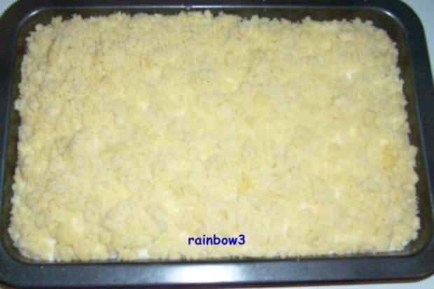 Backen: Mini-Kirsch-Quark-Kuchen mit Streusel - Rezept - Bild Nr. 6