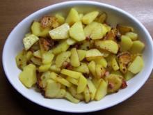 Mein (etwas anderer) Bratkartoffelauflauf - Rezept