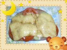 Käse-Pfannen-Brot - Rezept