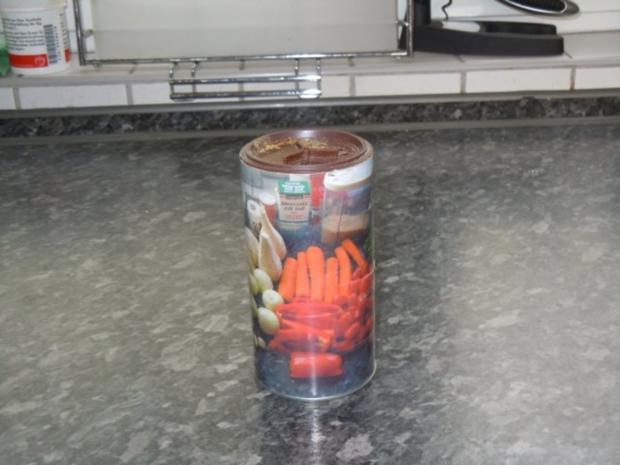 Vorrat: Speisewürze - Gemüsebrühe - Rezept - Bild Nr. 2