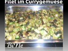 BiNe` S FILET IM CURRYGEMUESE - Rezept