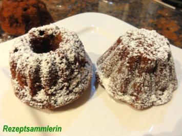 Muffin:   KAKAO-KIRSCHEN mit Tonkabohne - Rezept