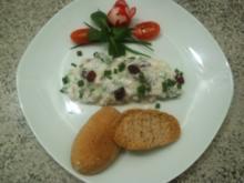 Matjes -.Cranberry-Salat - Rezept