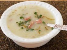 Suppen: Oma's klassische KARTOFFELSUPPE - Rezept - Bild Nr. 2